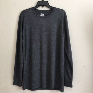 32 Degrees Soft Long Sleeve grey Winter Layer